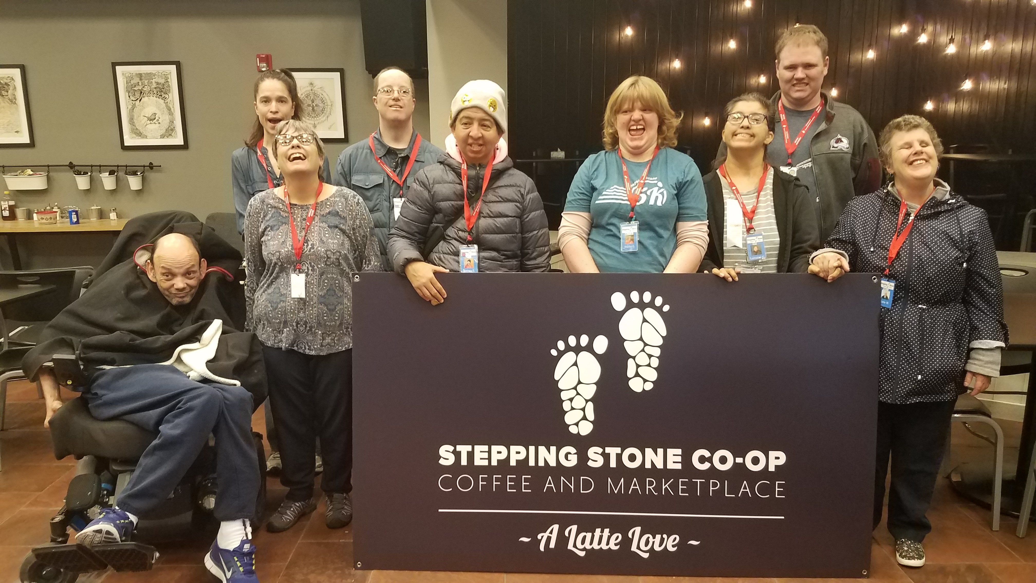 Stepping Stone Co-op Coffee and Marketplace